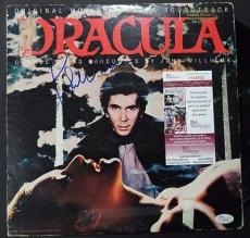"John Williams "" Dracula "" Jsa Coa Signed Autographed Album Cover W/record Rare!!"