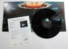 John Williams Signed Picture - Motion Soundtrack Album Close Encounters JSA
