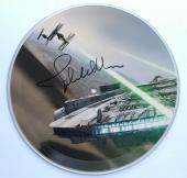 John Williams signed Star Wars album the force awakens picture disk beckett coa