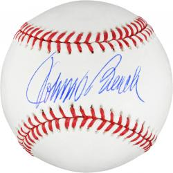 Johnny Bench Autographed Baseball