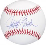 Johnny Bench Autographed Baseball