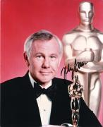 "JOHNNY CARSON -30 YEARS HOST of ""THE TONIGHT SHOW"" Passed away 2005 Signed 8x10 Color Photo"