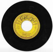 """Johnny Cash Music Legend Signed Autographed """"belshazah"""" 45 Vinyl W/coa Rare"""