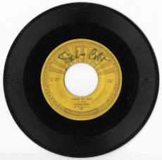 "Johnny Cash Music Legend Signed Autographed ""train Of Love"" Vinyl Rare Coa"
