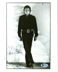 Johnny Cash Musician Signed 8X10 Photo Autographed BAS #C37627
