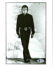 Johnny Cash Musician Signed 8X10 Photo Autographed BAS #C37627