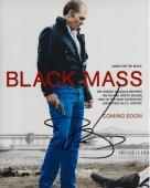 Johnny Depp Signed - Autographed BLACK MASS 8x10 inch Photo - Guaranteed to pass PSA or JSA - Whitey Bulger Story