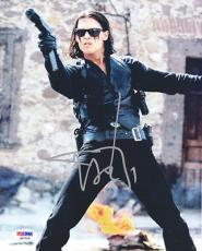 Johnny Depp Autographed Signed 8x10 Photo PSA/DNA #Q91318