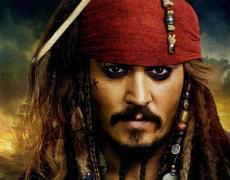 Johnny Depp Autographed Signed Metallic 11x14 Poster Photo UACC RD AFTAL COA