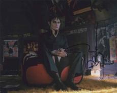 JOHNNY DEPP Dark Shadows Autographed Signed 8x10 Photo Certified PSA/DNA AFTAL