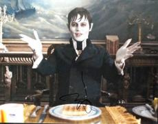 Johnny Depp Dark Shadows Signed 11X14 Photo PSA/DNA #S33485