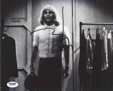 Johnny Depp Ed Wood Autographed Signed 8x10 Photo Certified PSA/DNA AFTAL COA