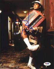 Johnny Depp Fear and Loathing Autographed Signed 8x10 Photo Certified PSA/DNA