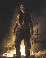 JOHNNY DEPP Lone Ranger Autographed Signed 8x10 Photo Certified PSA/DNA AFTAL