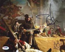 Johnny Depp Pirates Autographed Signed 8x10 Photo Certified Authentic PSA/DNA