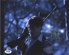 Johnny Depp Public Enemies Autographed Signed 8x10 Photo Authentic PSA/DNA AFTAL