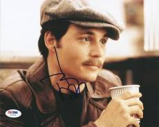 Johnny Depp Signed 8x10 Photo Autographed Psa/dna #u65621