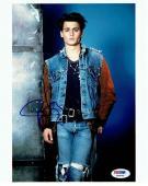 Johnny Depp Signed Authentic Autographed 8x10 Photo PSA/DNA #X06665