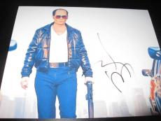 JOHNNY DEPP SIGNED AUTOGRAPH 8x10 PHOTO BLACK MASS PROMO IN PERSON COA AUTO RARE
