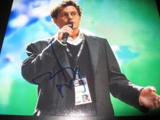 JOHNNY DEPP SIGNED AUTOGRAPH 8x10 TRANSCENDENCE PROMO  IN PERSON COA AUTO RARE H