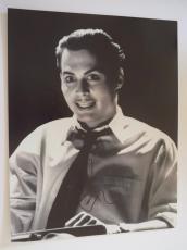 Johnny Depp Signed Autographed 11x14 Photo ED WOOD COA VD