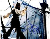 Johnny Depp Signed - Autographed Pirates of the Caribbean 8x10 inch Photo - Guaranteed to pass PSA or JSA - Whitey Bulger Story