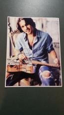 Johnny Depp -signed photo-8 - coa
