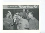 Johnny Duncan East Side Kids Batman And Robin Signed Autograph Photo