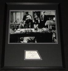 Johnny Duncan Signed Framed 16x20 Photo Display Batman & Robin