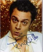 JOHNNY KNOXVILLE (ACTOR) Signed 8x10 Color Photo