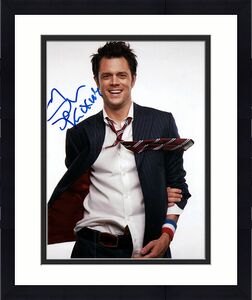 Johnny Knoxville Signed Jackass Autographed Photo RACC TS UACC RD AFTAL