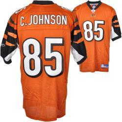 Cincinnati Bengals Chad Johnson Autographed Jersey