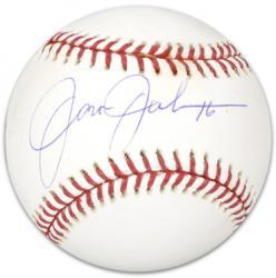 Jason Johnson Detroit Tigers Autographed Baseball