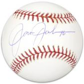 Jason Johnson Detroit Tigers Autographed Baseball - Mounted Memories