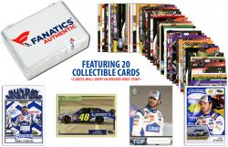 Jimmie Johnson Collectible Lot of 20 NASCAR Trading Cards
