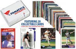 Randy Johnson-Arizona Diamondbacks-Collectible Lot of 20 MLB Trading Cards - Mounted Memories  - Mounted Memories