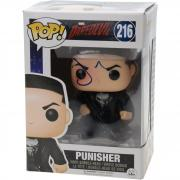 Jon Bernthal Daredevil Autographed #216 Punisher Funko Pop! - JSA