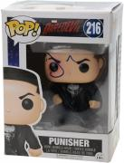 Jon Bernthal Daredevil Autographed #216 Punisher Funko Pop! - JSA