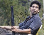 Jon Bernthal Signed 8x10 Photo Autograph Proof Pic The Walking Dead Coa C