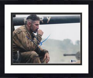 Jon Bernthal Signed 8x10 Photo Fury Walking Dead Beckett Bas Autograph Auto H