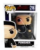 Jon Bernthal Signed Funko Pop! Marvel Daredevil Punisher #216 Toy