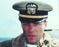 Jon Bon Jovi Authentic Autographed Signed 8x10 Photo U-571 PSA/DNA #Q90330