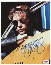 Jon Bon Jovi Autographed Signed 8x10 Photo U-571 PSA/DNA #Q90331