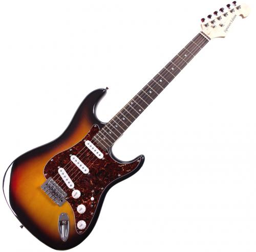 Jon Bon Jovi Autographed Signed Sunburst Grain Guitar UACC RD COA AFTAL