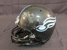 Jon Bon Jovi Signed Auto Autograph Schutt Philadelphia Soul F/S Helmet JSA Z2051