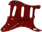Jon Bon Jovi Signed Autographed Electric Guitar Pickguard PSA/DNA #AA18115
