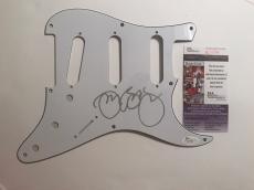 Jon Bon Jovi Signed Autographed Electric Pick Guard Bon Jovi JSA CERT