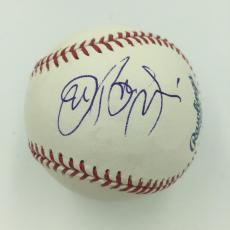 Jon Bon Jovi Signed Autographed Official Major League Baseball With JSA COA