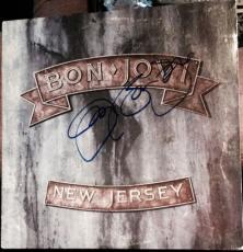"""Jon Bon Jovi Signed Full Name Autograph """"new Jersey"""" Lp Album Jsa L74042 Loa Coa"""
