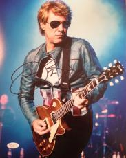 JON BON JOVI signed/autographed 11x14 Photo-JSA P01723